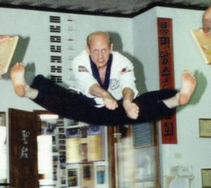Master Oien midair jump
